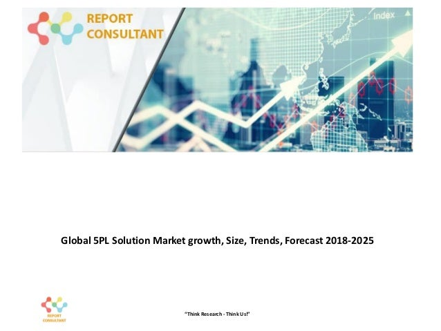 """Global 5PL Solution Market growth, Size, Trends, Forecast 2018-2025 """"Think Research - Think Us!"""""""