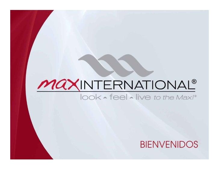 5 Point Presentation MAX
