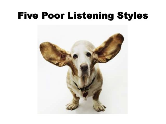 styles of listening Types of learning disabilities learning disabilities are neurologically-based processing problems these processing problems can interfere with learning basic skills such as reading, writing and/or math three types of memory are important to learning.
