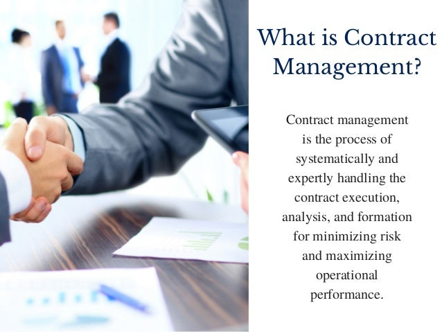 Best Practices To Improve Contract Management Process