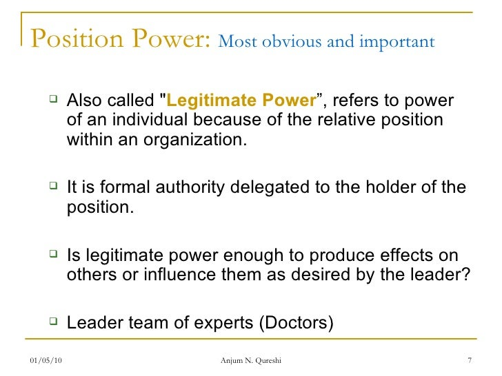 Help me do my essay effective use of power, influence and authority