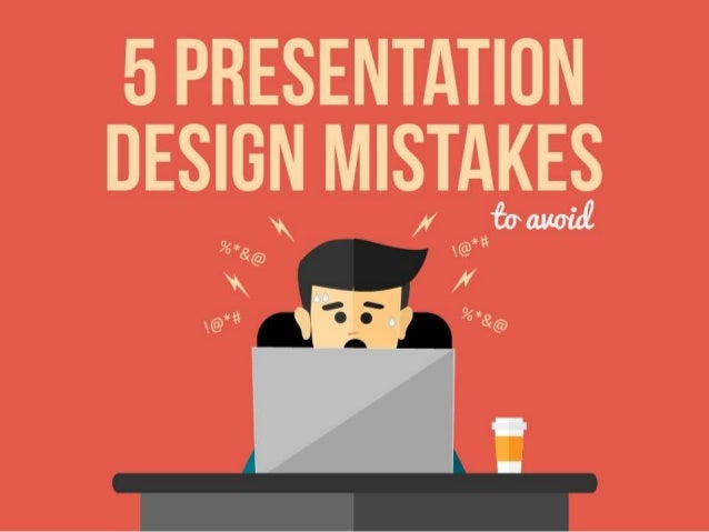 "5 PRESENTATION DESIGN MISTAKES  /  foauoice @"""