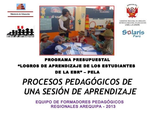 Ministerio de Educación                                                        GOBIERNO REGIONAL DE AREQUIPA              ...