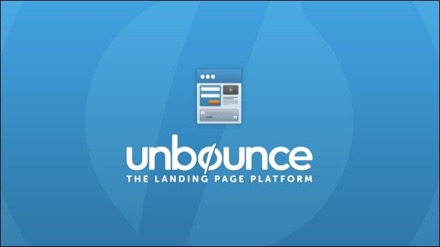 #unwebinar @unbounce @brianclark 5 P's of Copywriting for Conversion