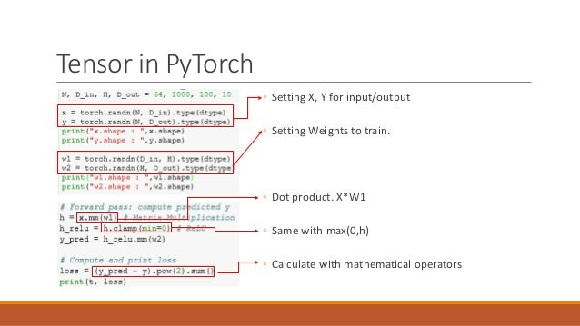 PyTorch and Transfer Learning