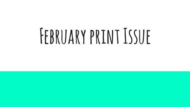 FebruaryprintIssue