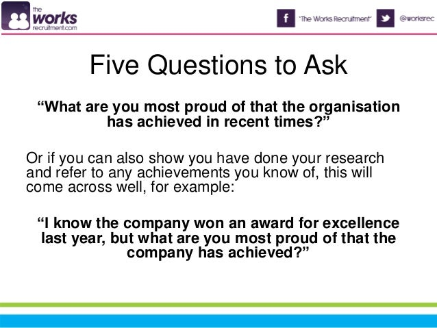 5. Five Questions To Ask U201cWhat Are You Most Proud ...