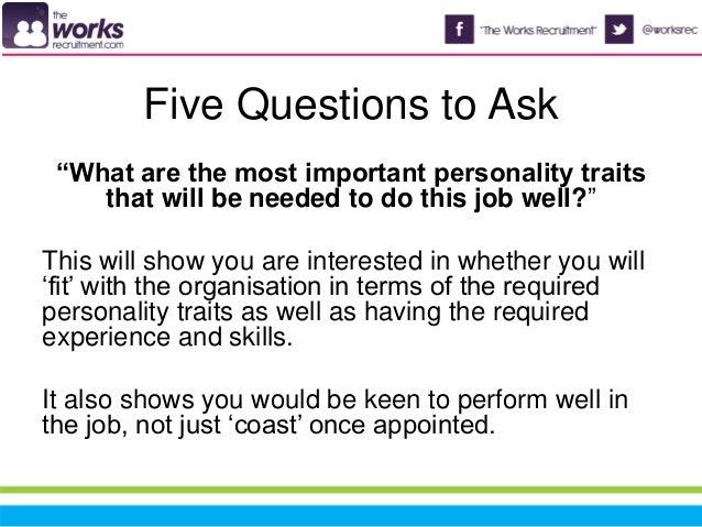 6 five questions