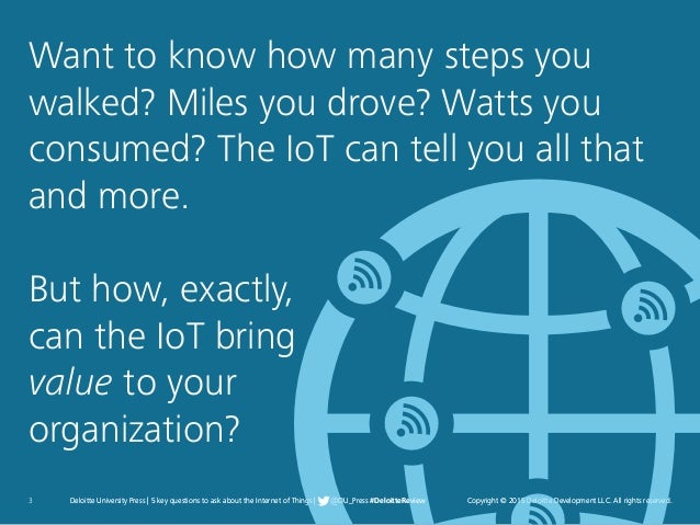 5 questions about the IoT (Internet of Things)  Slide 3