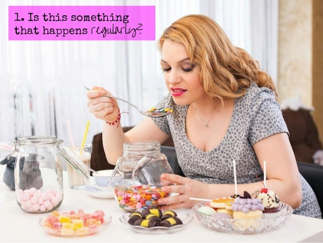 5 Questions For the Person That Thinks They May Be Addicted to Sugar Slide 2