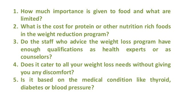 5 Must Ask Questions To Choose Best Weight Loss Program In Dubai