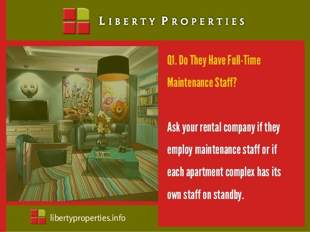 Before Renting An Apartment 5 questions to ask an auburn rental agency before renting an apartment