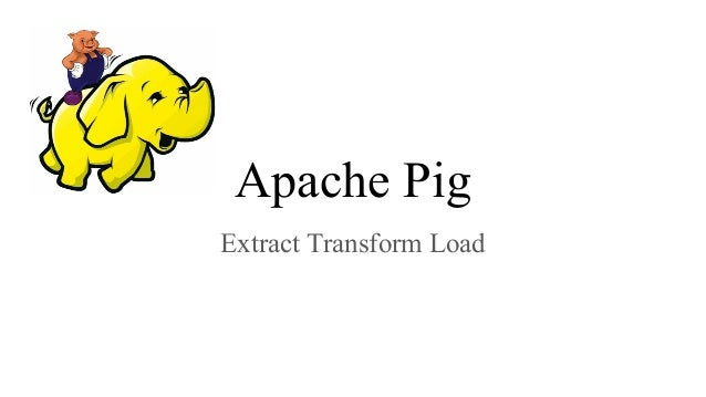 Image result for apache pig