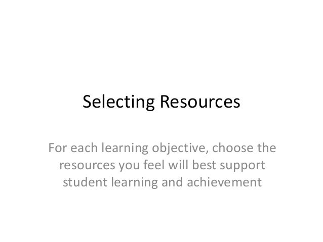 Learning Objective Activities Activities Activities Activities Assessment Assessment Assessment Assessment