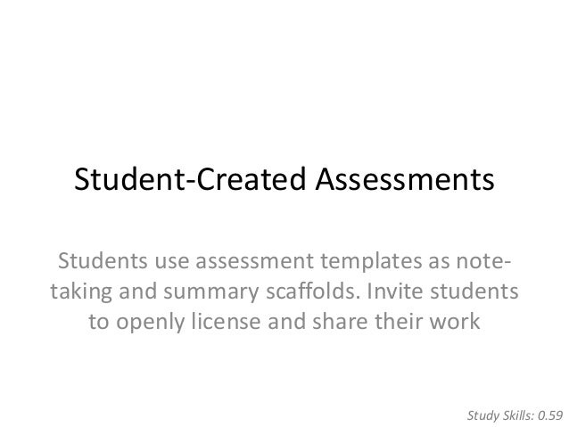 Spacing Practice Regularly include items from earlier in the course in later assessments to encourage regular review of co...