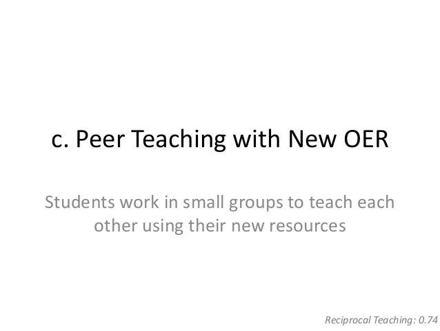 d. Encourage Sharing Encourage students to openly license and share their work online