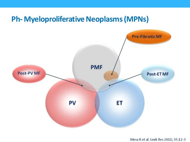Ph- Myeloproliferative Neoplasms (MPNs)
