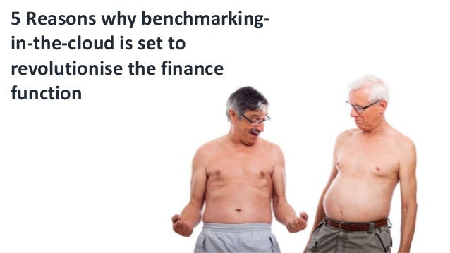 5 Reasons why benchmarking- in-the-cloud is set to revolutionise the finance function