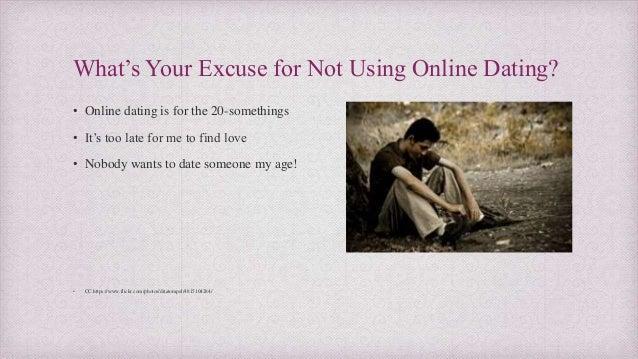 Online dating til 20 somethings
