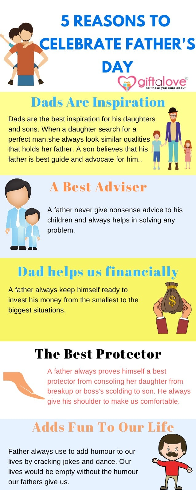 Funny Fathers Day Jokes From Daughter