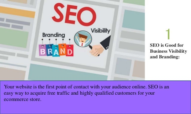 5 Reasons Why Your Business Need SEO?  Slide 2