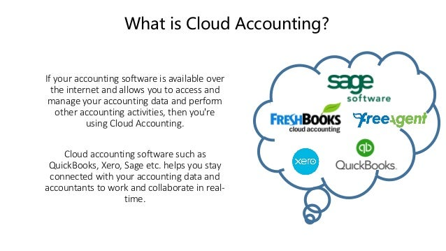 5 Reasons Why You Should Be Using Cloud Accounting Slide 2