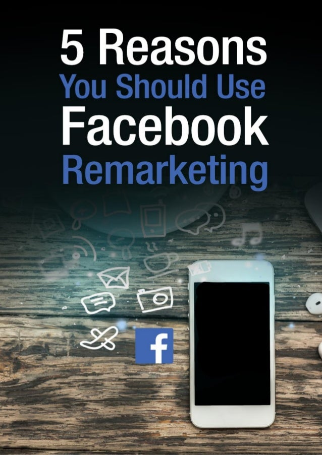Facebook retargeting (AKA Facebook remarketing) is a form of marketing that involves using Facebook ads to re-target peopl...