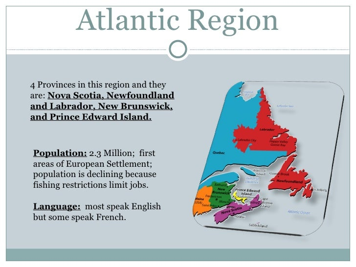 climate regions of canafa pdf