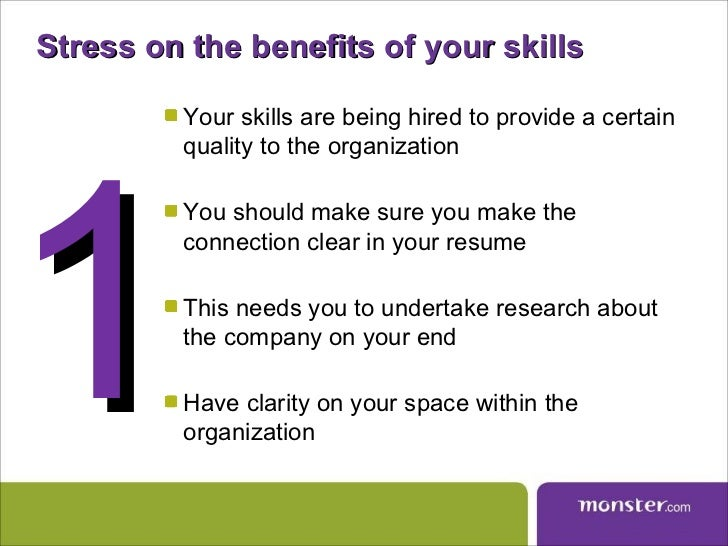 How to write a skills-based CV to stand out from the competition - SEEK Career Advice