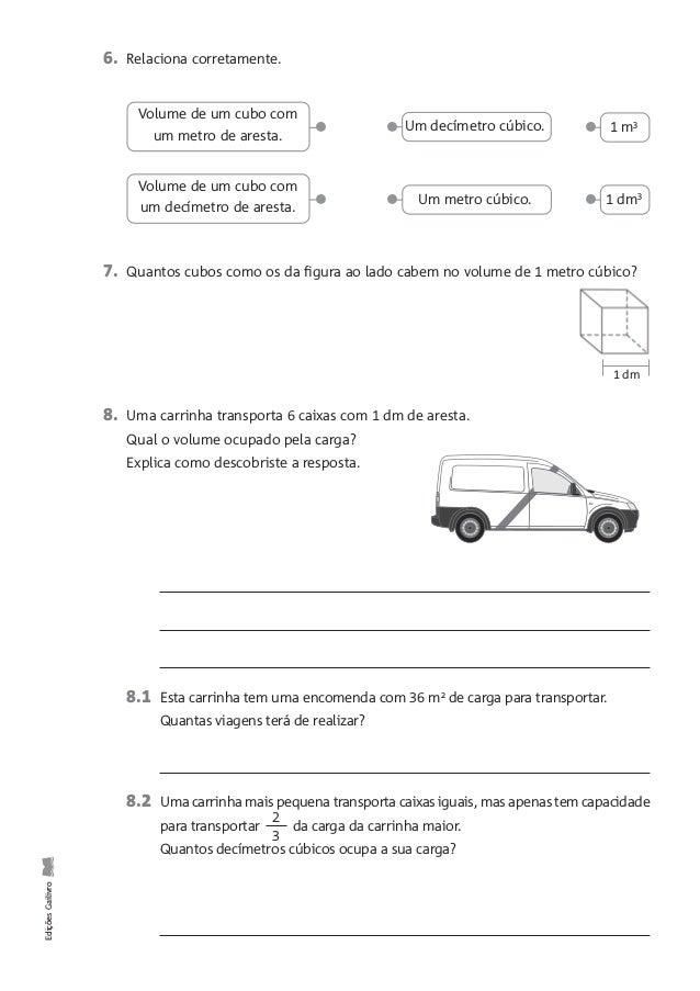 Este caderno de Fichas de Avaliação Mensal é uma oferta com o manual O Mundo da Carochinha Matemática 4.º ano e não pode s...