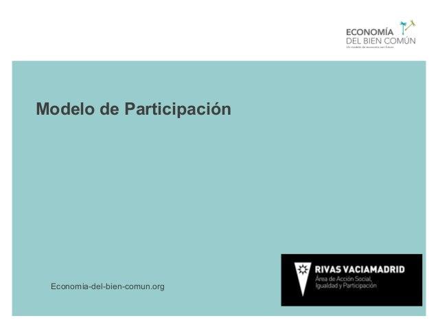 Modelo de Participación Economia-del-bien-comun.org