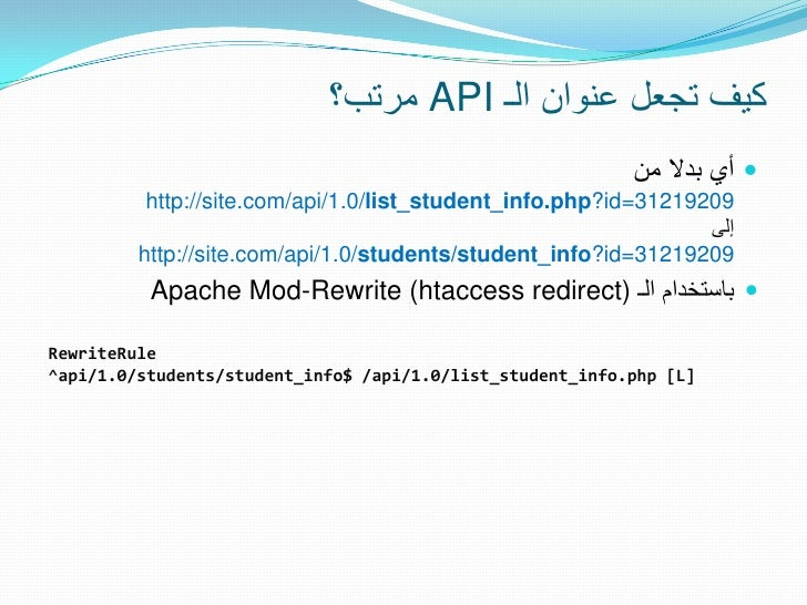 Using htaccess Files for Pretty URLS