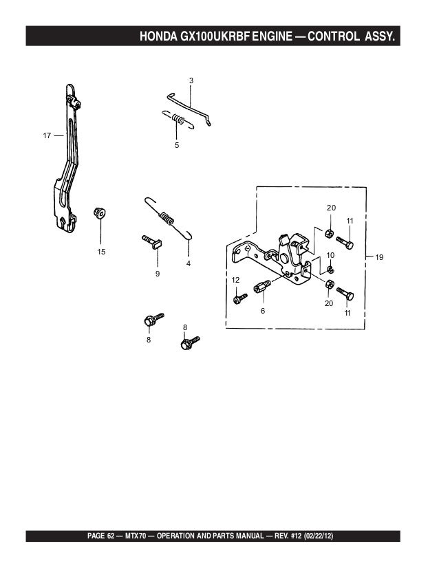 Kubota Sel Engine Fuel Pump Parts Diagram Allis Chalmers