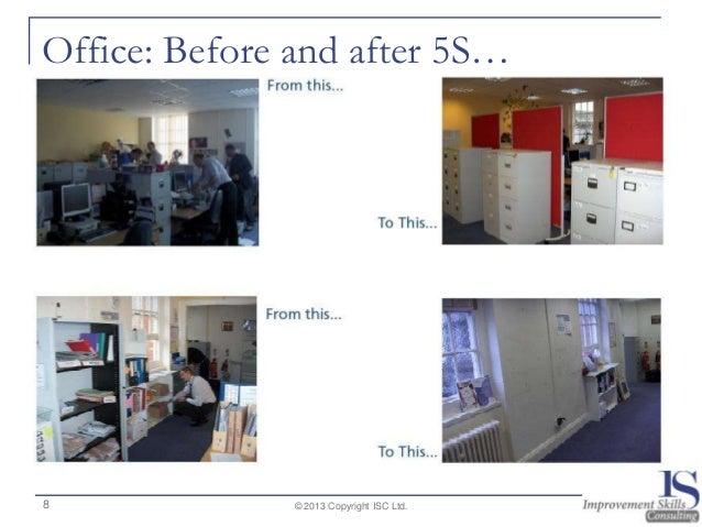 Office 5s Implementation Workshop