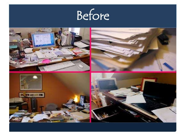 5s A Workplace Organization Method