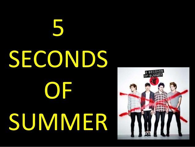 5 SECONDS OF SUMMER