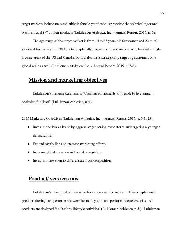 Revenue of lululemon athletica in Canada 2012-2017