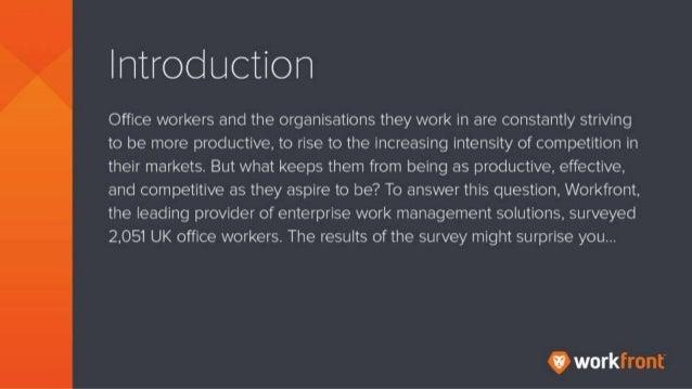 5 Shocking Revelations From the UK Workplace Slide 2