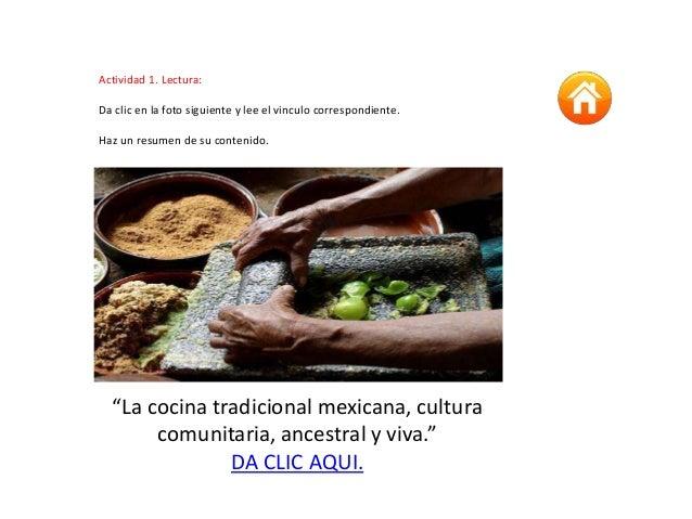 La cocina mexicana y sus 5 siglos de historia for Cocina tradicional definicion