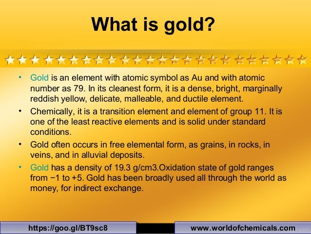 5 Significant Questions Amp Answers On Gold