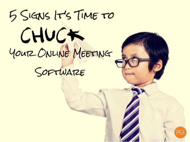 Why did you choose your online meeting software?