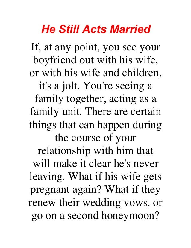 Signs That A Man Is Married