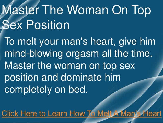 How to give a man an orgasm