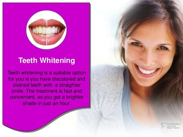Smile Makeover: Ways to Restore the Appearance of Your Smile Slide 2