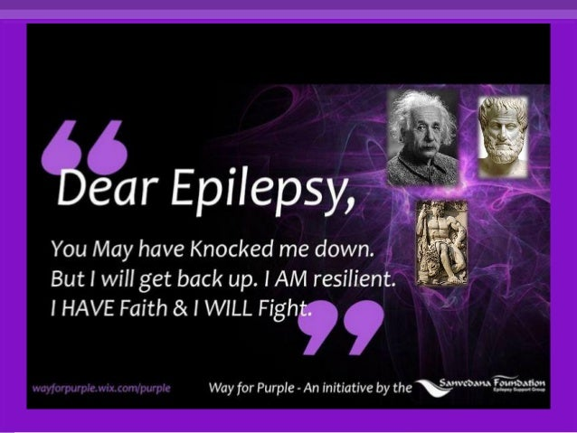 Sanvedana Foundation, a registered NGO was started in Feb, 2004 with a motto 'For people with epilepsy by the people with ...