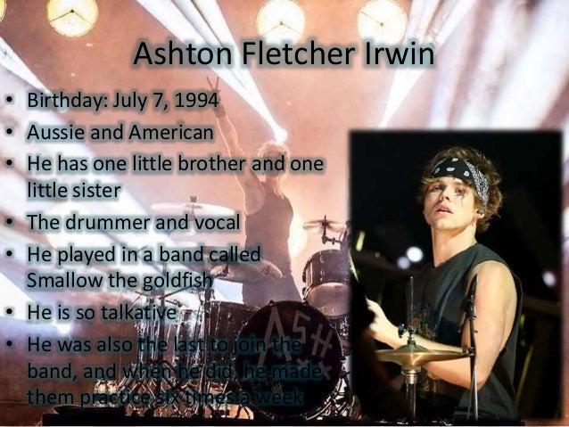 Ashton Fletcher Irwin
