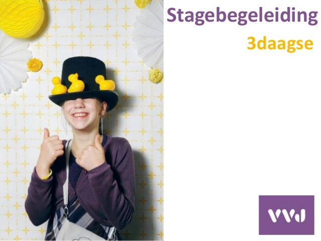 3daagse Stagebegeleiding