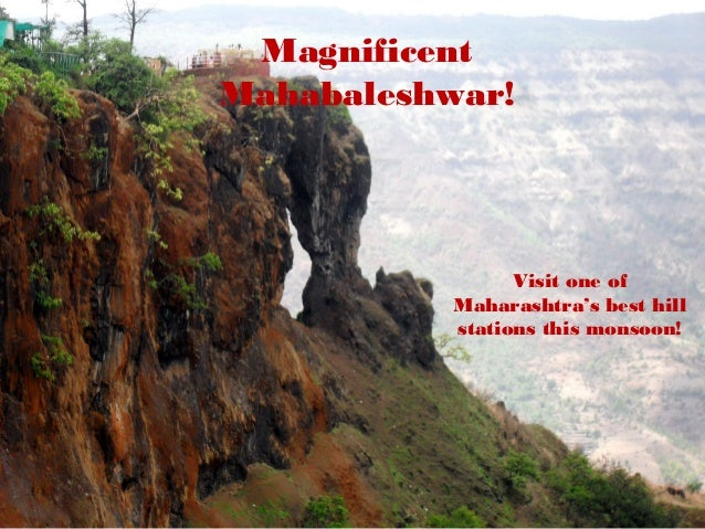 Magnificent Mahabaleshwar! Visit one of Maharashtra's best hill stations this monsoon!