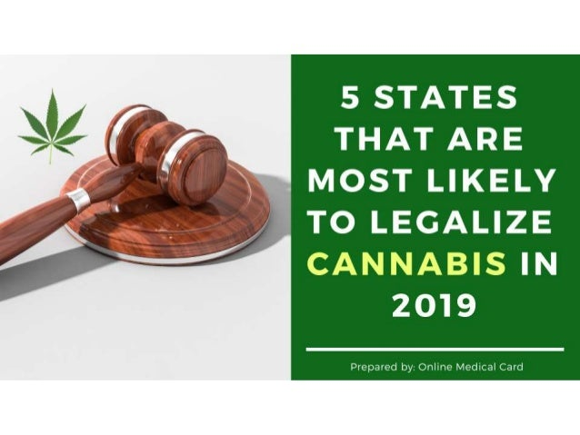 Marijuana legalization could be up for approval in at least a dozen states in the United States this legislative session. ...