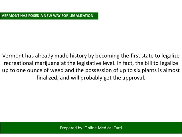 Prepared by: Online Medical Card WITH CHRISTIE OUT, WEED COULD NOW ENTER NEW JERSEY Or at least it is looking that way. It...